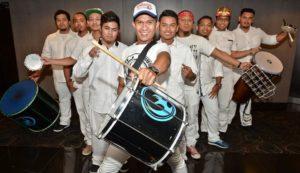 White Percussion Uni